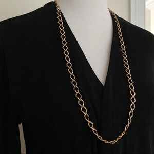 🎉5/20 SALE🎉 VTG chunky open link chain necklace
